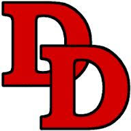 Double D's letters in bold for David Douglas