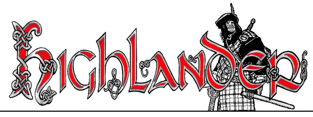 logo for Highlander School Paper